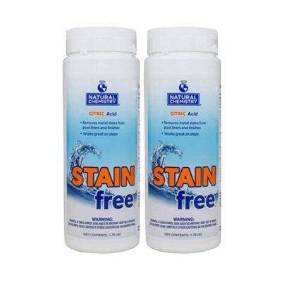 Natural Chemistry: Stain Free - 1.75 lbs
